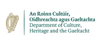 Department of Arts, Heritage and the Gaeltacht Logo